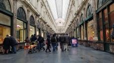 Galerie Royale on näkemisen arvoinen, vaikkei ostaisi mitään.