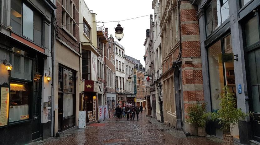 Viikonloppu Brysselissä