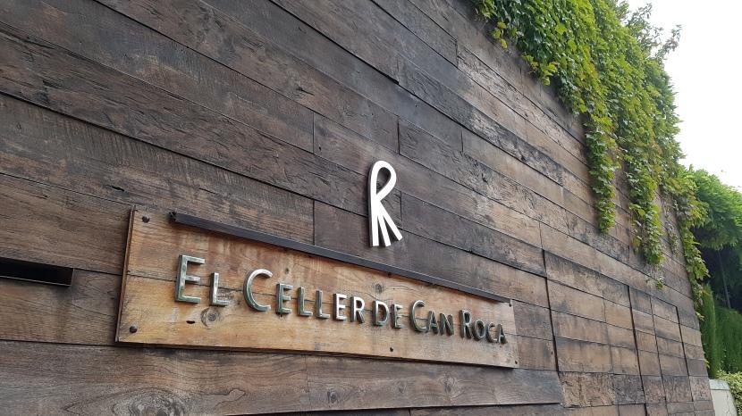 Barcelona-ruokamatka: Päivä 2: El Celler de CanRoca