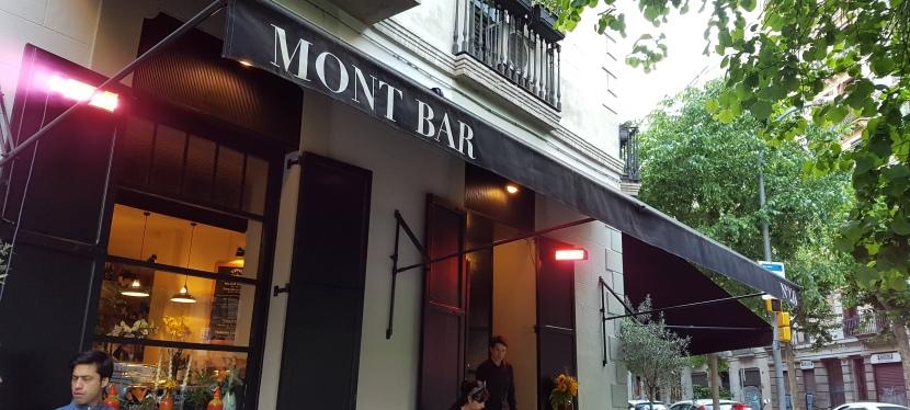 Barcelona-ruokamatka: Päivä 4: MontBar